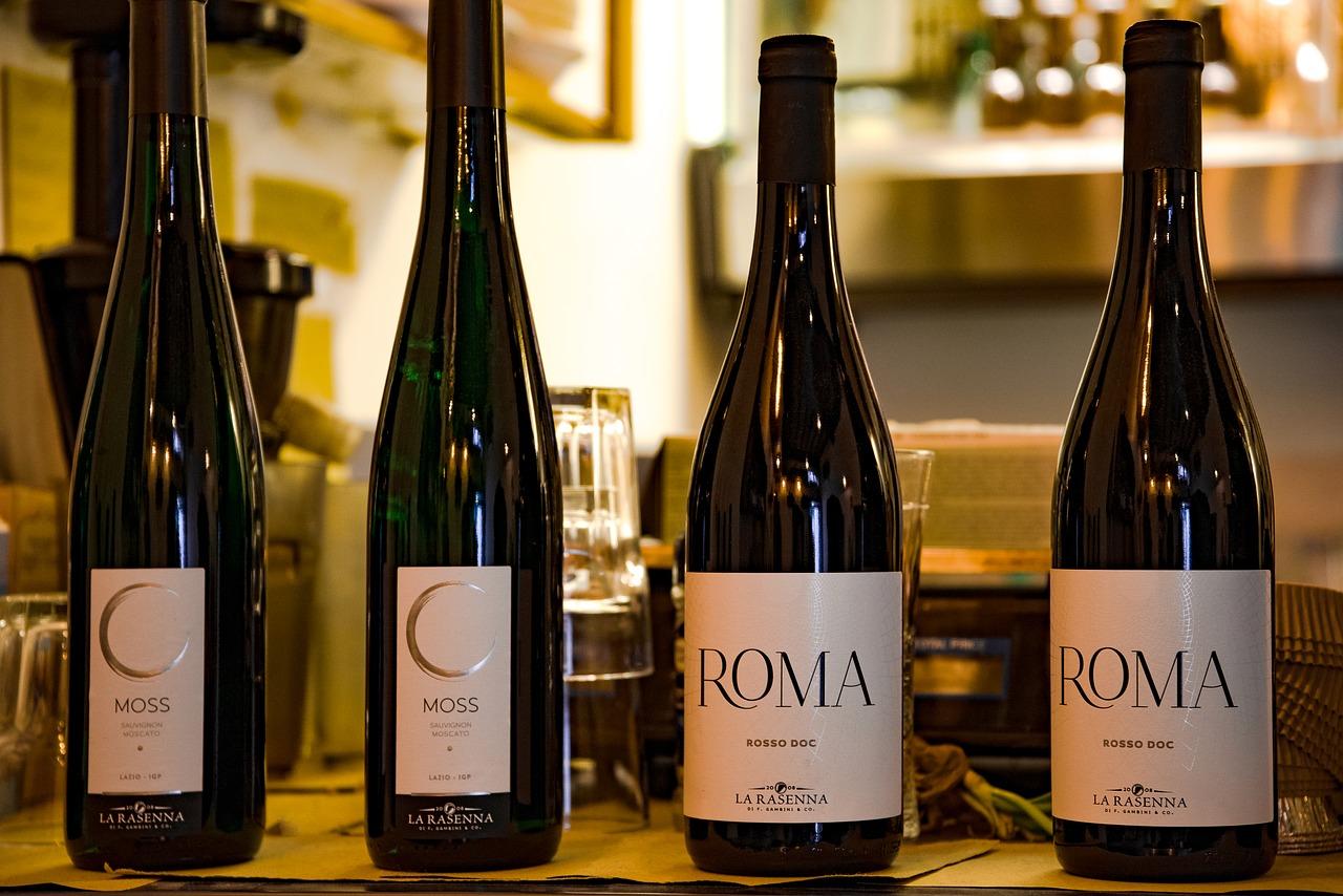 vins italie piemont toscane