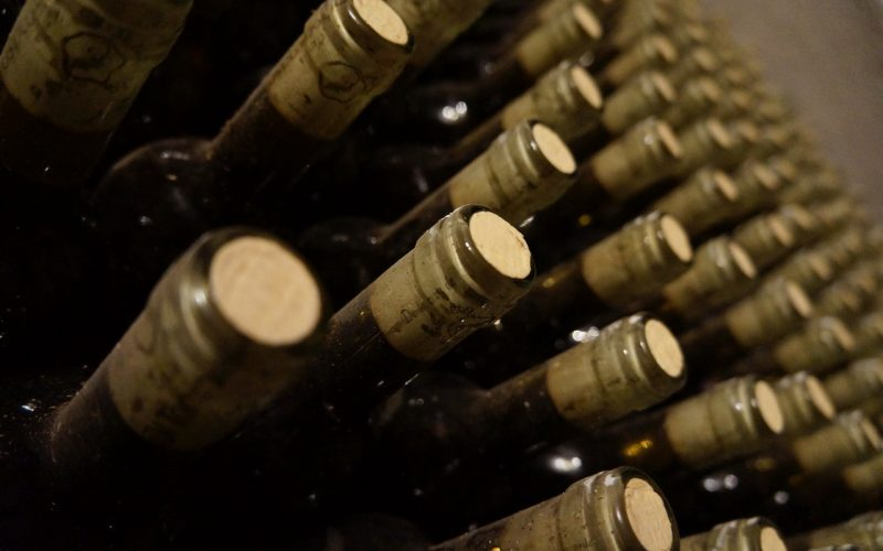 Bouchons de bouteilles